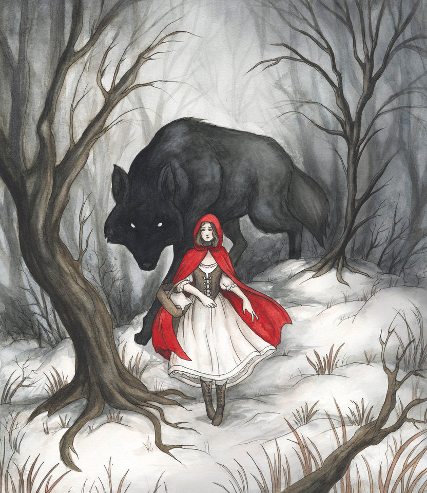little_red_riding_hood_by_evanira-d64guu7