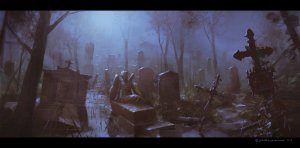 graveyard_by_chrisrosewarne