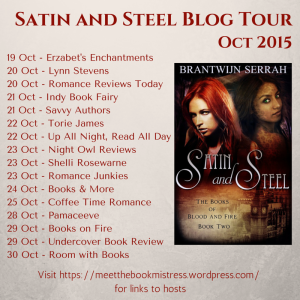 Satin and Steel Blog Tour (2)