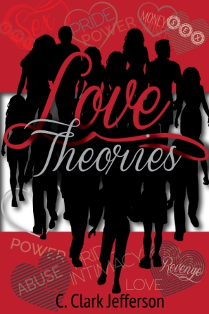 Cover - Love Theories by C Clark Jefferson