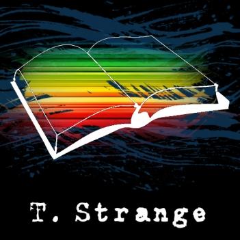 T. Strange author image